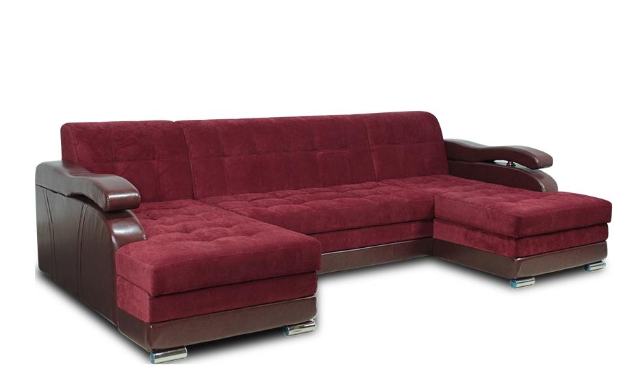 фото большой угловой диван Мюнхен Макси от производителя